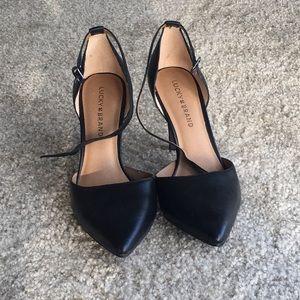 f0cd079f0e Women Lucky Brand Ankle Strap Heels on Poshmark
